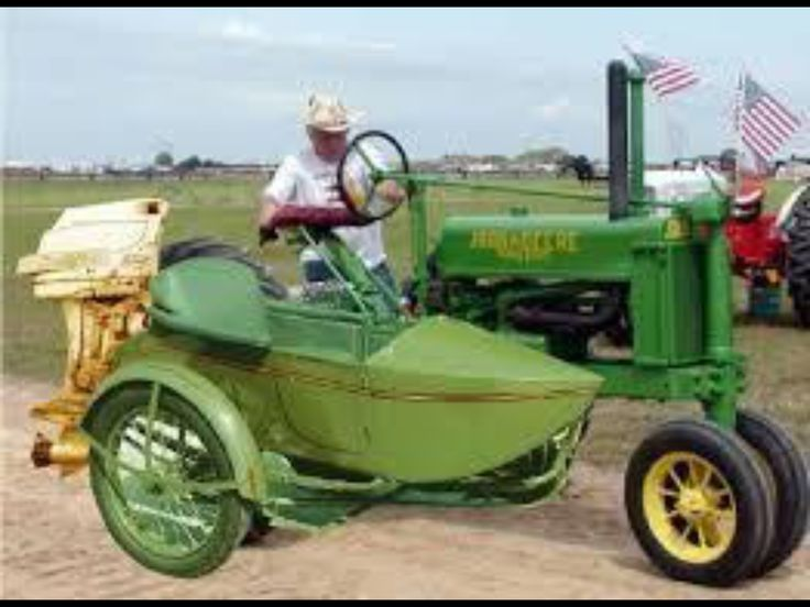 Pin By Donna Parker On John Deere Tractors Tractors