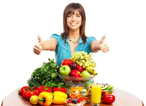 """Una perdita di peso in un modo sano? … La """"dieta della frutta fresca di stagione"""""""