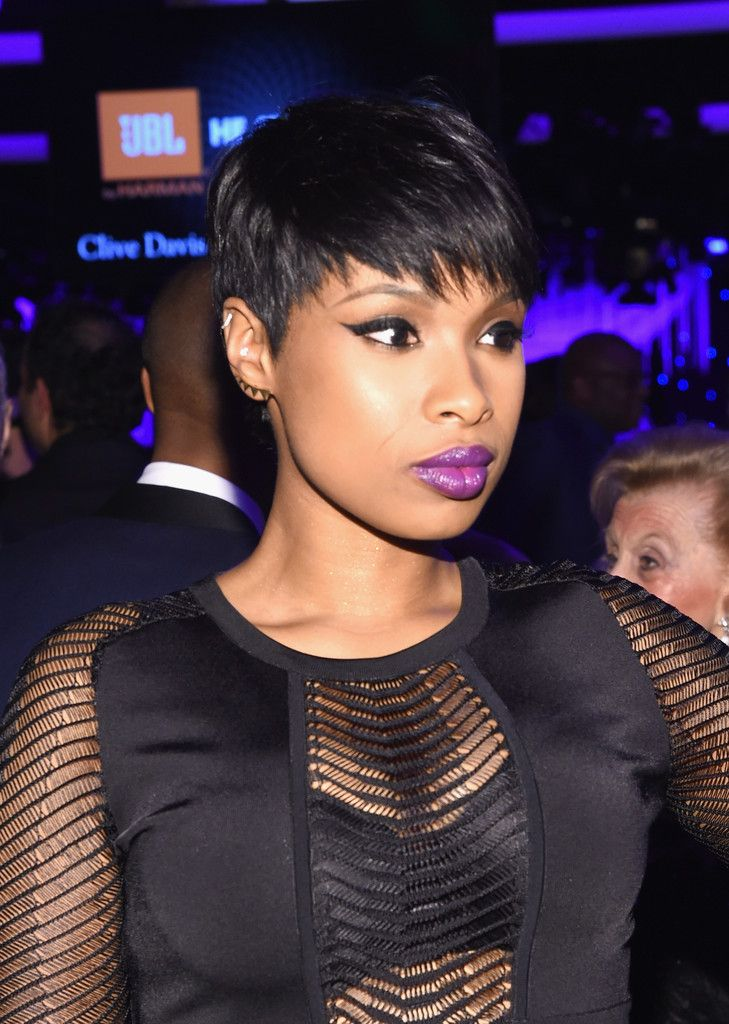 Jennifer Hudson Photos Photos: Pre-GRAMMY Gala And Salute To Industry Icons Honoring Martin Bandier – Backstage And Audience