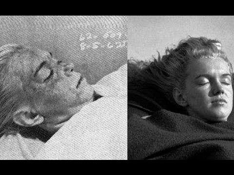 Alan Abbott y Ron Hast, revelan detallen del cadaver de Marilyn Monroe, no tenía dientes, tenía pechos falsos y no se depilaba hace 1 semana. ---------------...