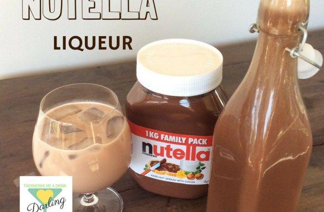 Nutella Liquer