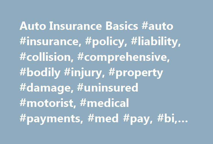 25 Best Ideas About Bodily Injury Liability On Pinterest
