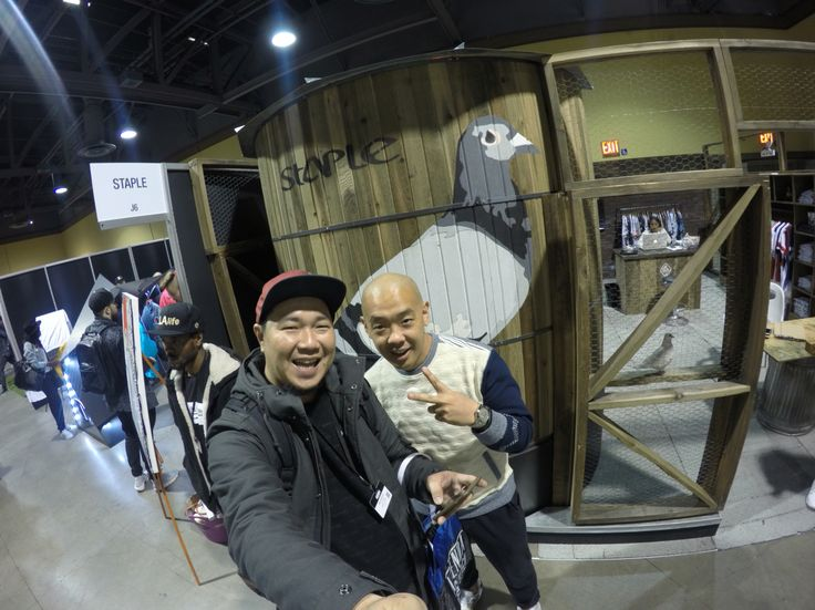 Meet Jeff Staple at AGENDA show - Long Beach