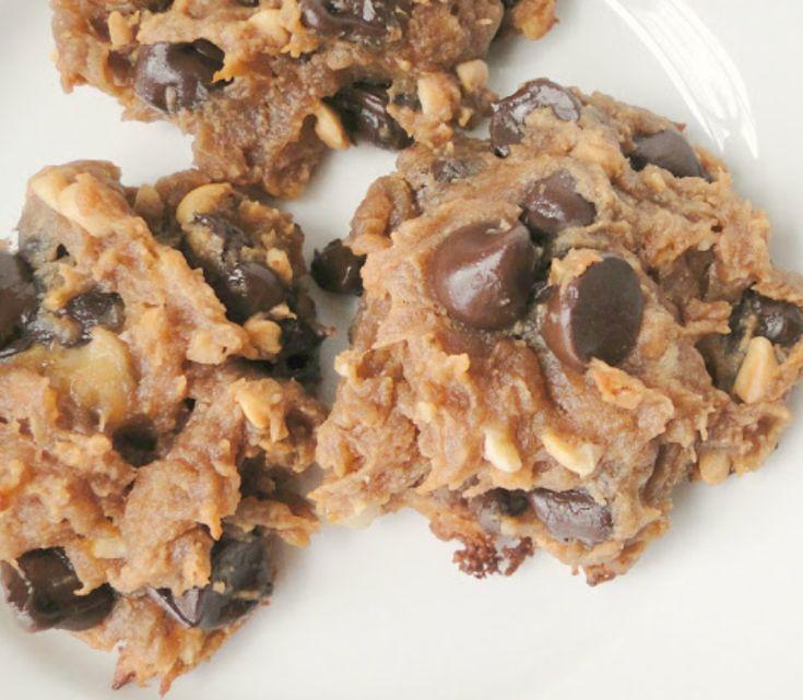Nyttiga kakor utan mjöl eller tillsatt socker –helt perfekt!