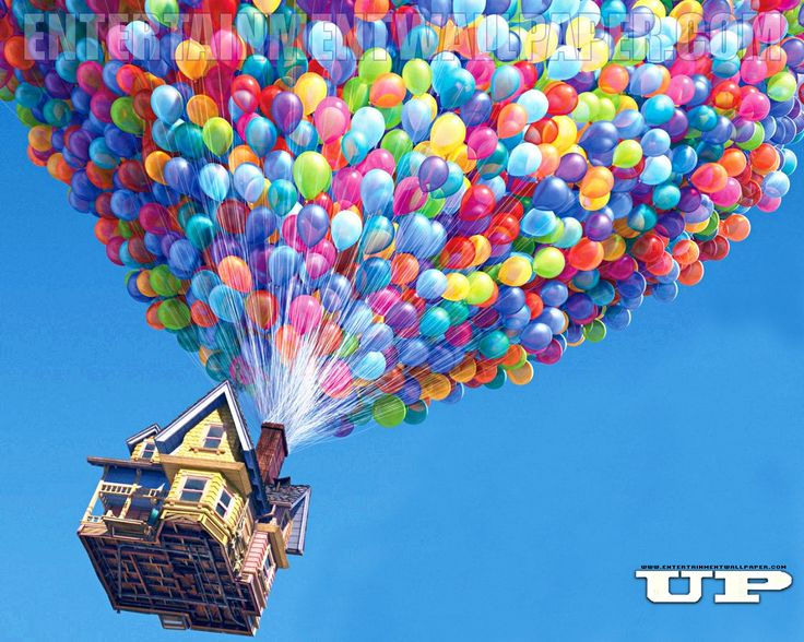 house in movie up | ... supermodels movie tv show up wallpaper 10017481 more up wallpaper