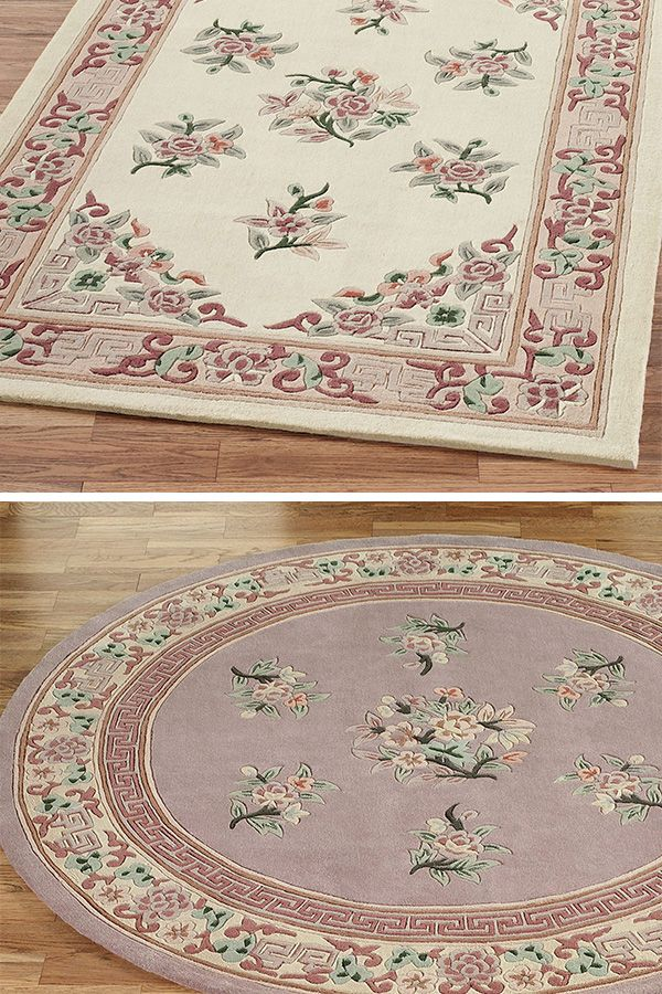 Peking Garden Area Rugs Hand Tufted And Handcarved In China Of