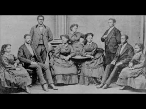 ▶ Swing Low Sweet Chariot - Fisk Jubilee Singers (1909) - YouTube