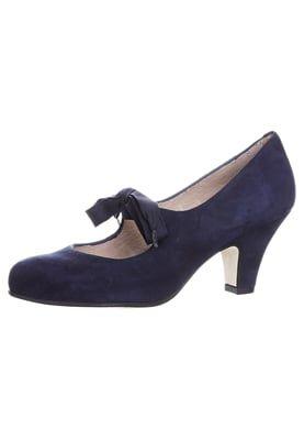 Pedir KMB ELIKE - Zapatos de salón con cordones - marine por 99,95 € (25/04/16) en Zalando.es, con gastos de envío gratuitos.