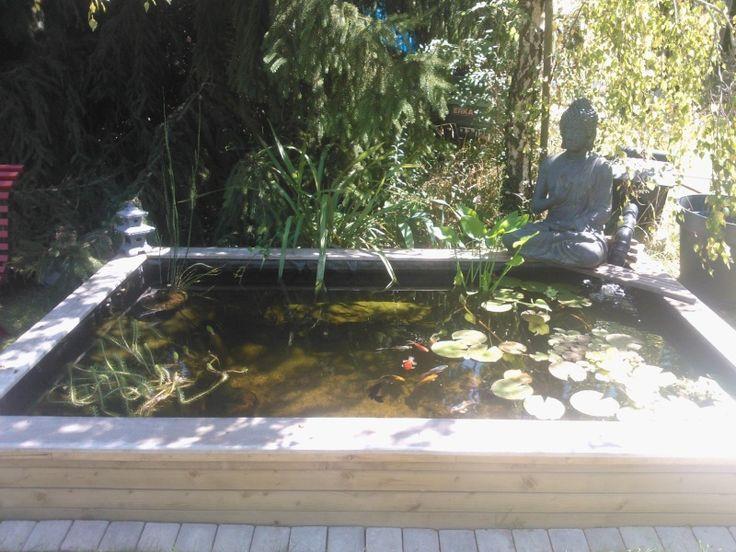 best 25 bassin hors sol ideas on pinterest piscines. Black Bedroom Furniture Sets. Home Design Ideas