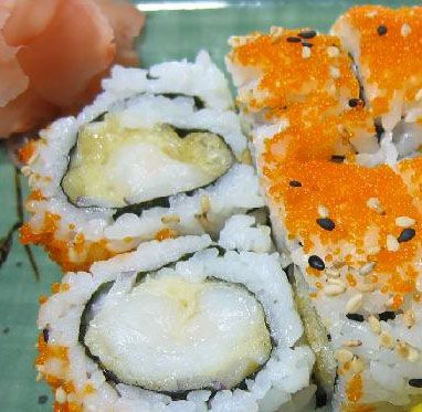 ... Sushi on Pinterest | Smoked salmon, Sushi cake and Inside out sushi