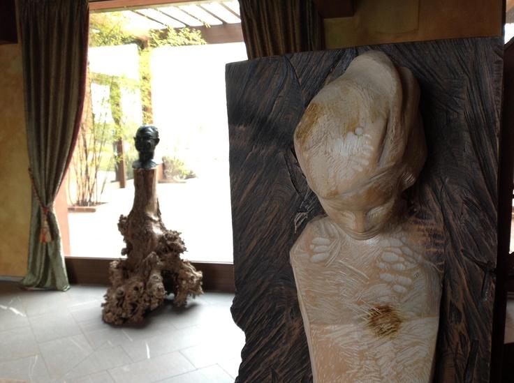 Arianna Gasperina, 'Abbandono'  Exihibition @Pitars Winery, Friuli