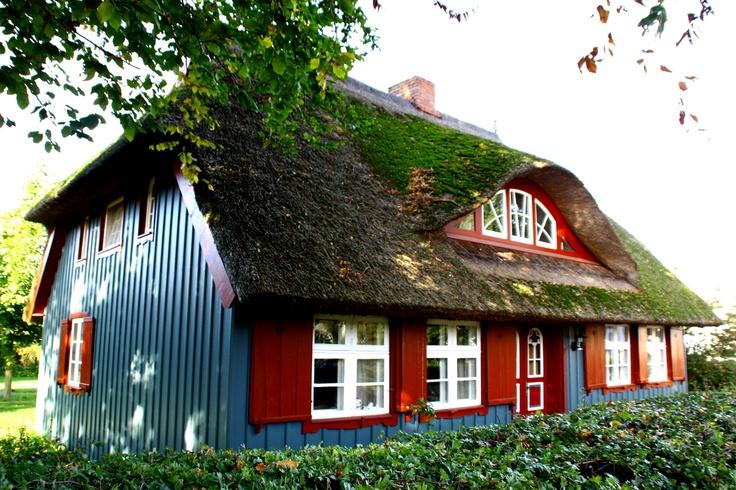 Haus auf dem Darss, Mecklemburg Vorpommern, Germany