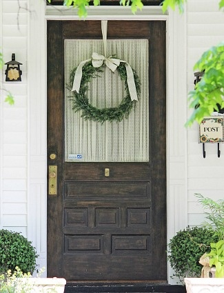 166 best images about front doors that say welcome home for Natural wood front door