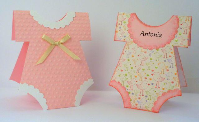 origami baby shower | Recuerdos de papel: Tarjetas especial baby shower, nacimiento y ...