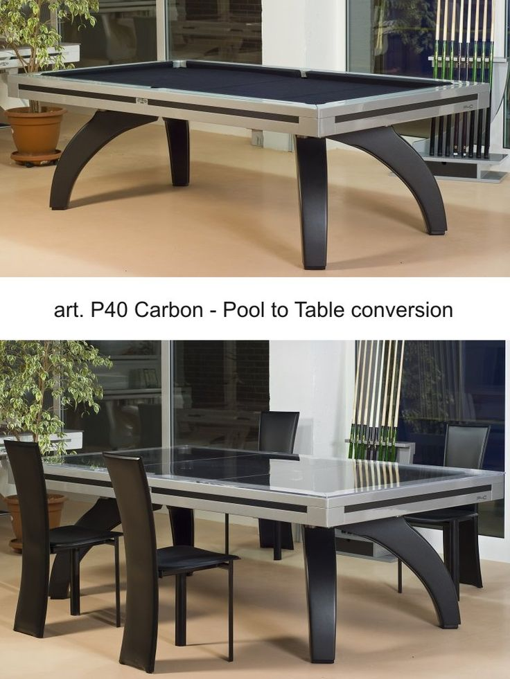 25 Best Ideas About Pool Table Dining Table On Pinterest