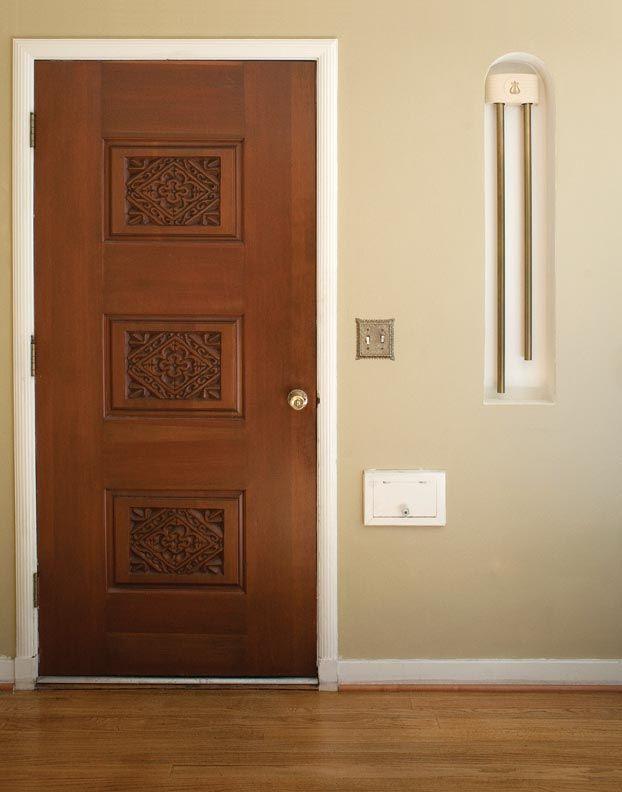 How To Repair Vintage Door Chimes