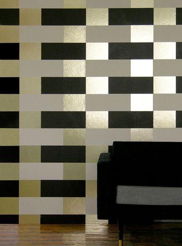 Hygge Cooperative | Block Wallpaper 140€ le rouleau de 10m