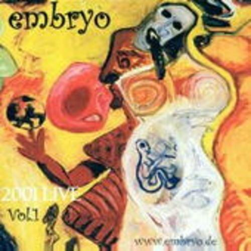 2001 Live 1 von Embryo auf CD - Musik