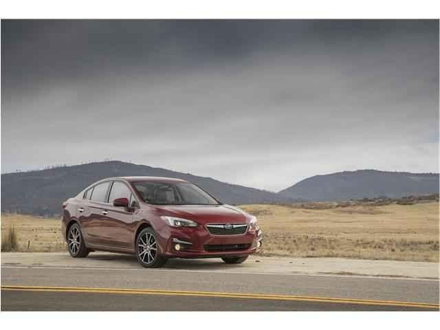 سوبارو إمبريزا 2021 الجديدة توفر مساحة داخلية واسعة ومعالجة جيدة ولكنها تصنف في أواخر السيارات السيدان المدمجة بسبب تسارعها البطئ وتق Subaru Impreza Sport Cars
