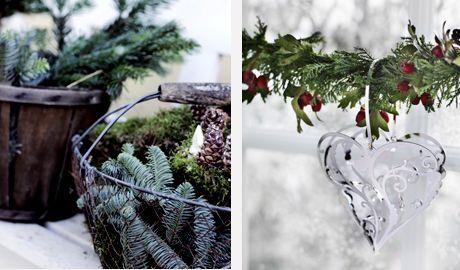 Find julepynt i skoven Pyntegran Adventskrans Livsstilsmagasin, mode, horoskoper, opskrifter, accessories, konkurrencer, overgangsalder, parforhold, kærlighed