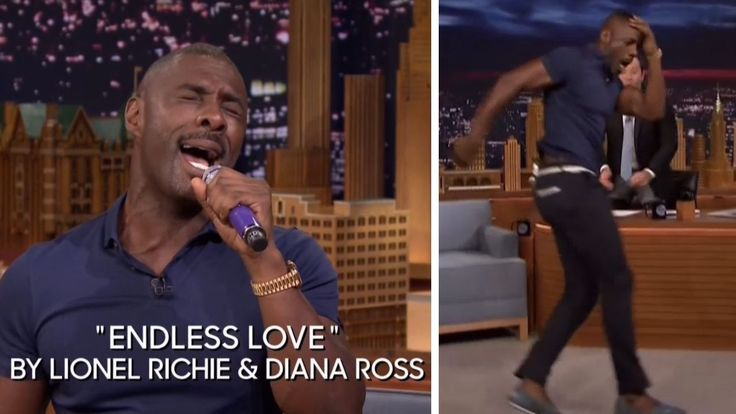 He's sooo amazing :D <3 ***************************** Idris Elba dropped by the Tonight Show Starring Jimmy Fallon on Tuesday to promote his new film, Star Trek Beyond. And while he was there the extremely talented actor showed off some of his other talents, like singing and dancing. Elba started off the show by showing off some of the dance moves he's mastered over the years. As an avid DJ, Elba goes to lots of music festivals and enjoys dancing.