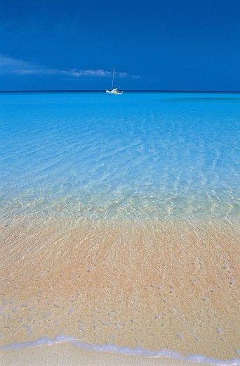 San Vito Lo Capo - utsedd för andra året i rad till bästa stranden i Italien.