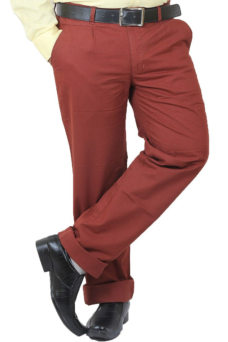 Buy RAY's Branded & Comfortable Maroon Cotton Trouser in best fabric Online at GetAbhi.com https://t.co/lKFOGJRJrJ