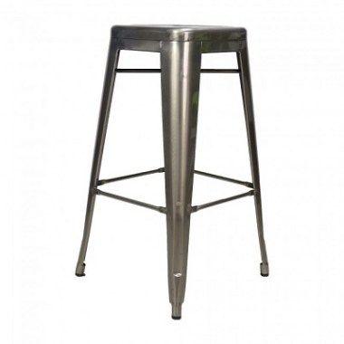 Barkrukken : Bar retro kruk metaal