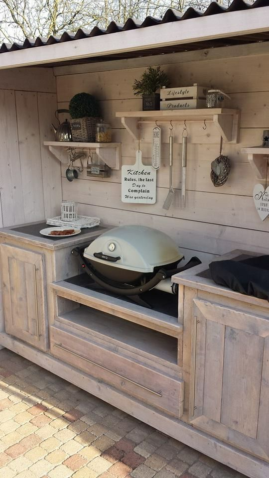 find this pin and more on outdoor cooking kitchen - Outdoor Kitchen Cabinets