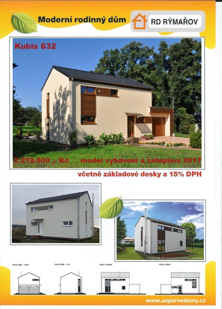 www.uspornedomy.cz obchodní zastoupení RD Rýmařov, moderní energeticky efektivní montované dřevostavby na klíč, levné domy s nízkými náklady zna vytápění, Kubis,