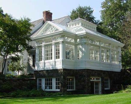 amazing conservatory