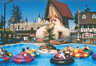 Paradise Fun Park Bumper Boats
