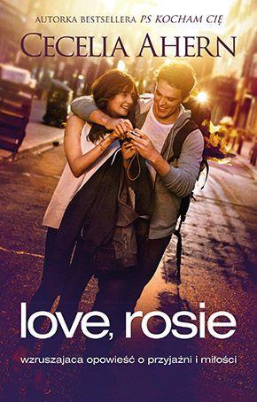 """""""Love, Rosie"""" Cecelia Ahern // Książkowe wyzwanie 2015 // książka epistolarna"""
