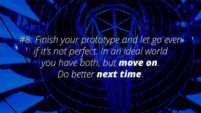 UX Rule #8