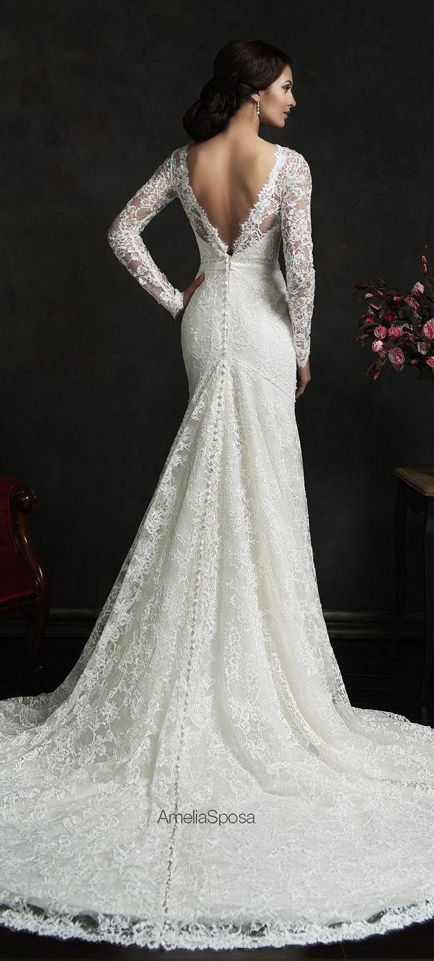 Amelia Sposa 2015 Wedding Dress - Novia