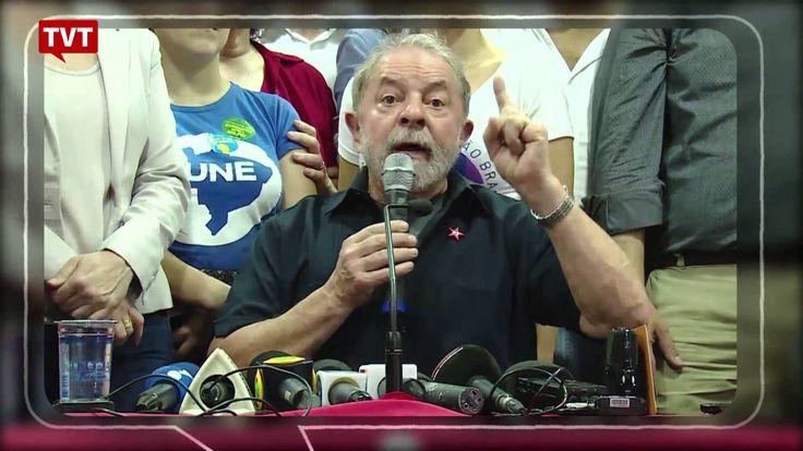 Coletiva Lula: Desvio de Conduta