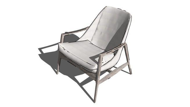 Armchair-321 - 3D Warehouse
