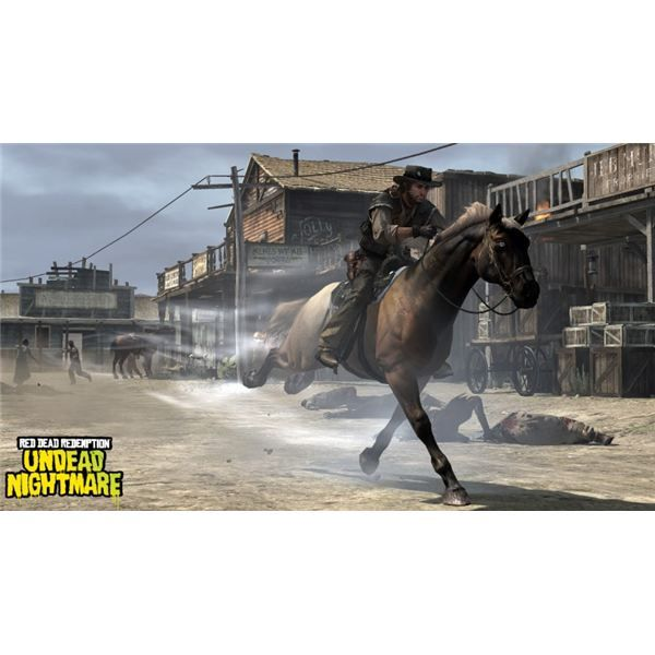 Death horse of the apocalypse on red dead redemption undead nightmare!!!!!!!!!!! my favorite!!!