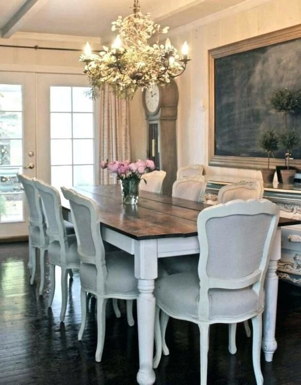Black French Dining Room Furniture French Country Dining Room