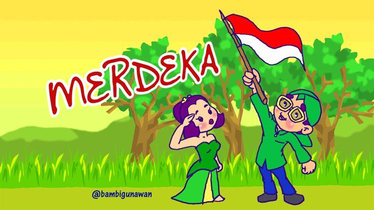 #17agustus #17_an #merdeka #masbe #nimas_jaipong #nimas  #animasi_Indonesia #perjuangan #animation #karakterunyunganimasi #unyu_korea #unyu2