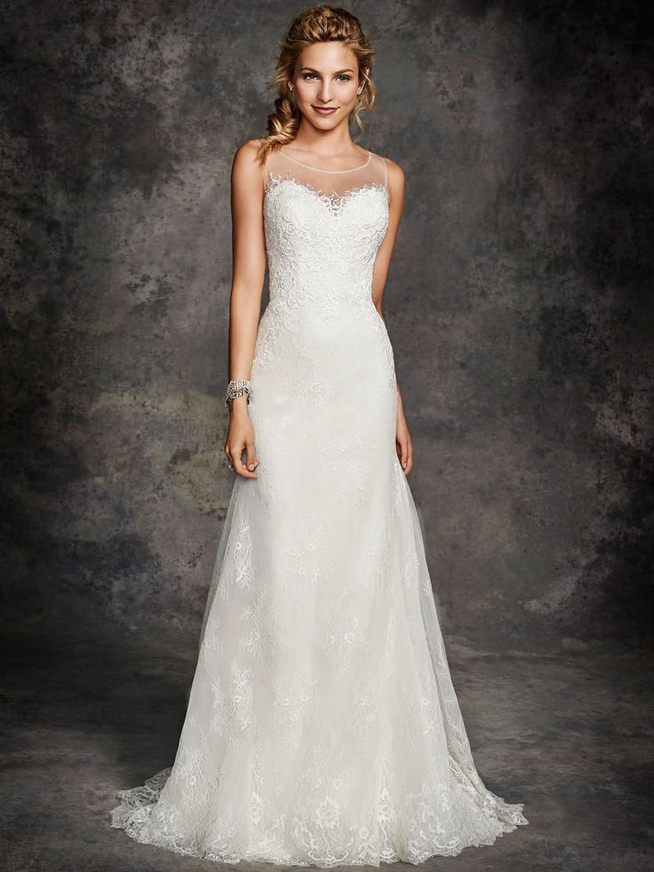 Style be252 bridal gowns wedding dresses ella for Private label wedding dresses