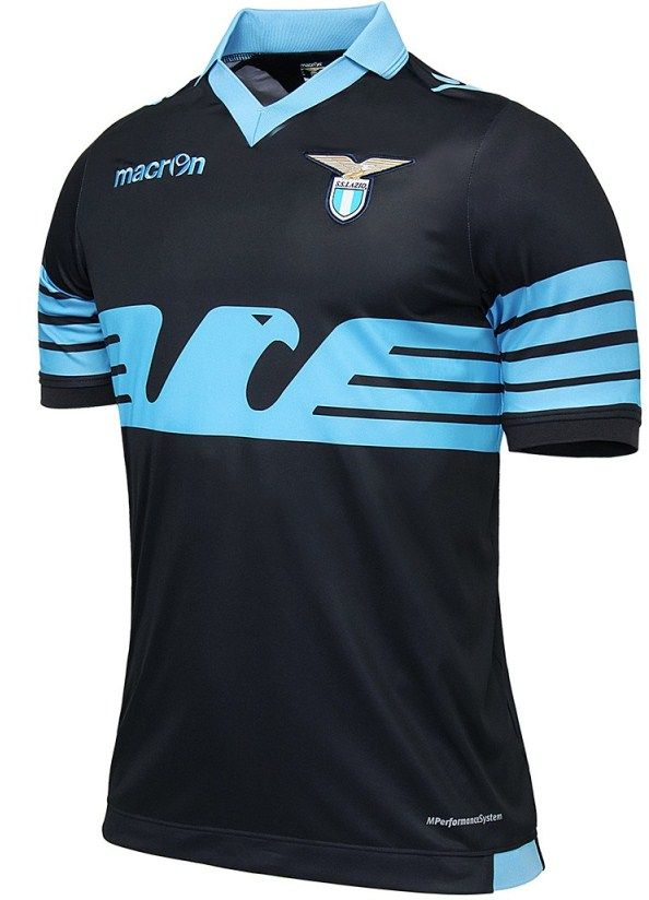 Lazio Away Kit 2017 16 The Bird On Front Is Awesome One