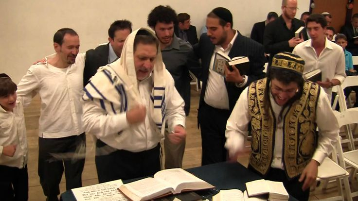 Authentic orthodox Jewish Shabbat service (filmed before sundown) Happy ...