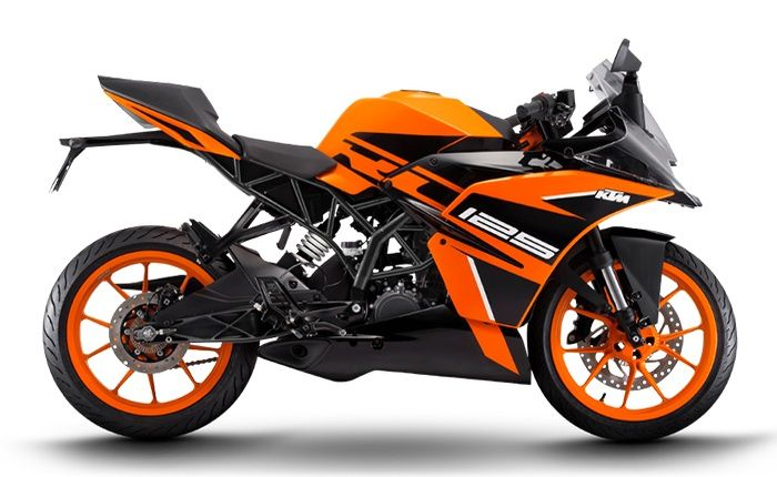 The Prices Of Ktm Rc125 Is On The Premium Range Because Of The
