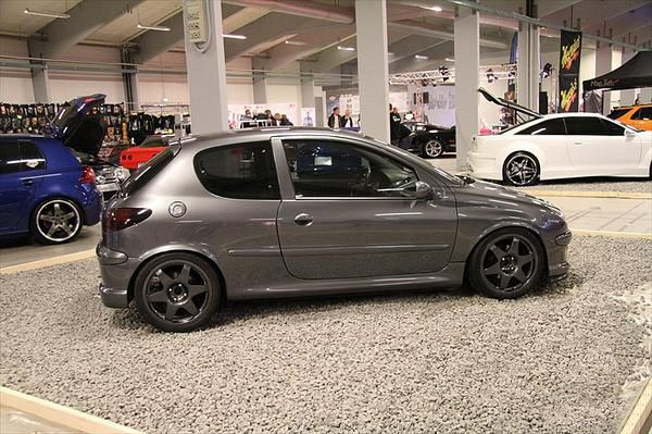 #SouthwestEngines Modified Peugeot 206 S16 2002