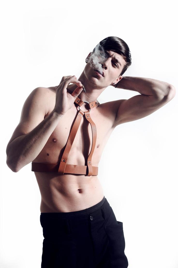 photographer: arief oentoei  stylist: willy  model: jeremy at 21 mm  wardrobe : no'om and stylist's own  mua: bubah alfian