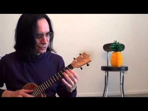 (39) Spider Scales Tutorial for the Ukulele (warm up exercises) - YouTube