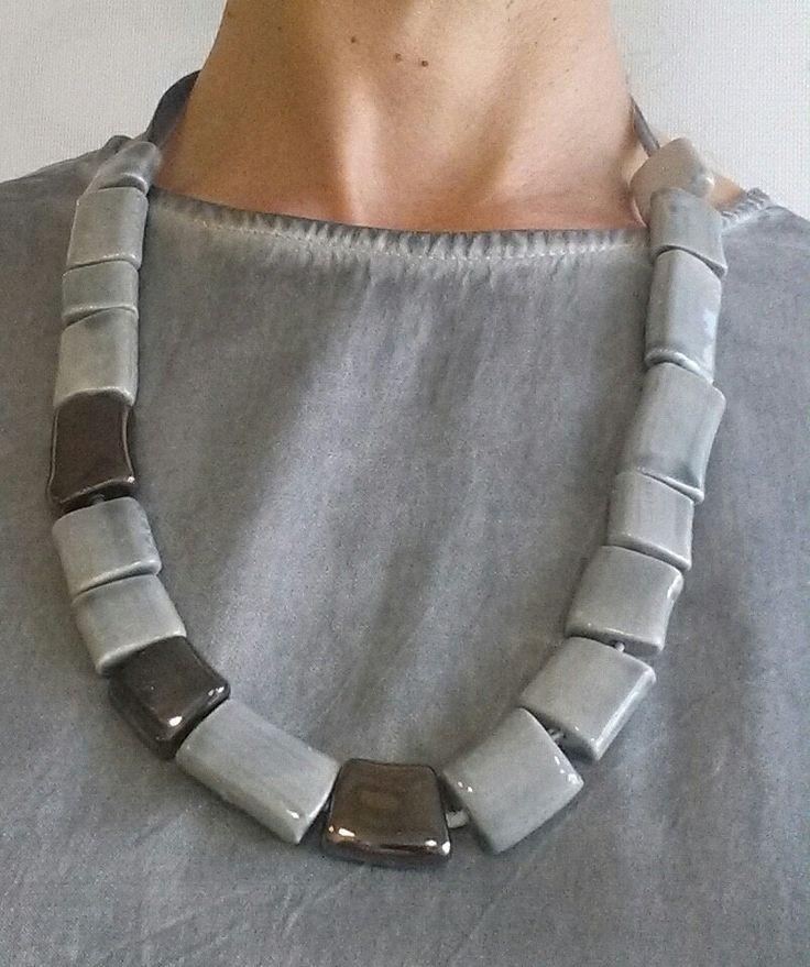 Geometrie grigio bronzo di leceramichediro su Etsy