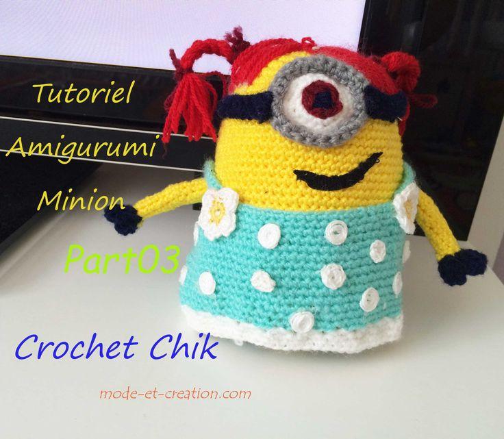 Mejores 78 imágenes de Crochet Minions en Pinterest | Minions de ...