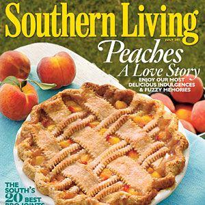 Amazing July 2011 Magazine. Southern Living ...